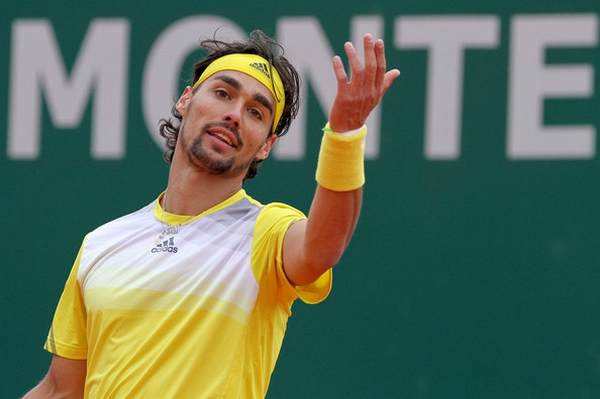 Fognini 5 Getty