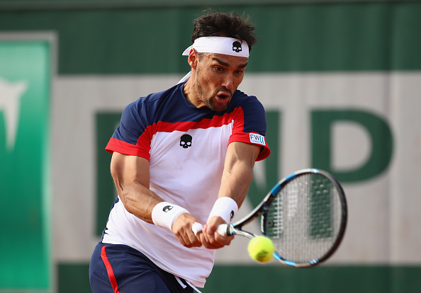 Fognini Getty 6