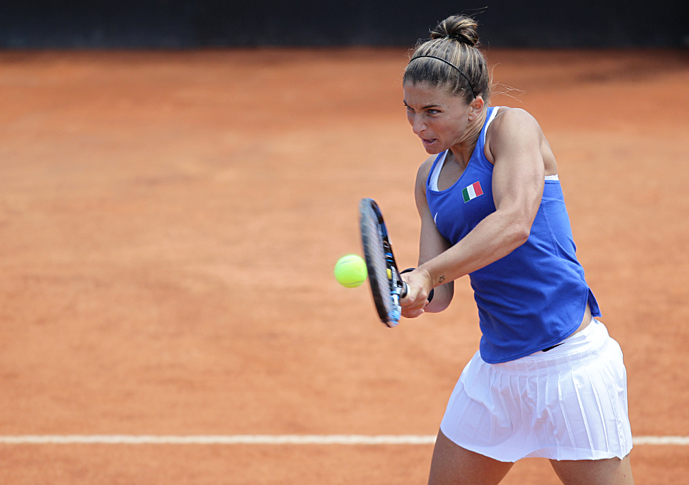 Week 6: Italia-Spagna 3-2 in Fed Cup, Moratelli runner up a Hammamet