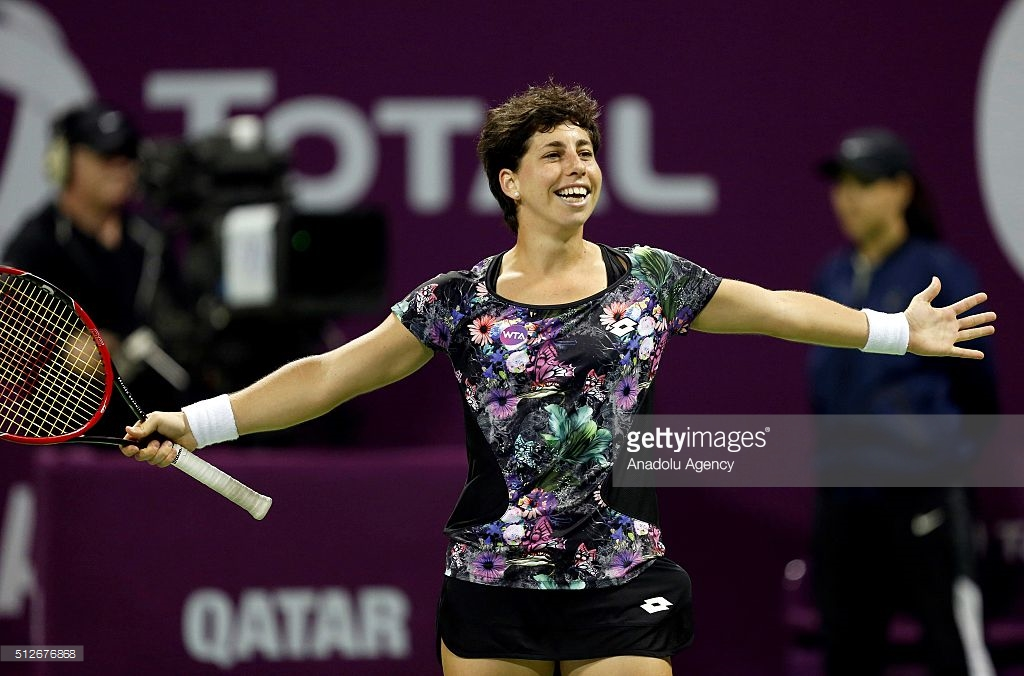Suarez Navarro Getty